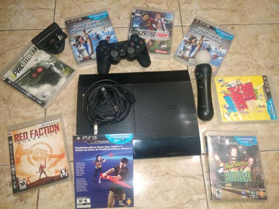 Se Vende Playstation 3