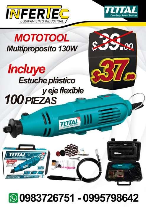 Mototool Dremel eléctrico de 130w