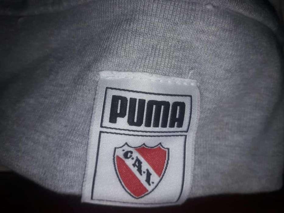 Buzo Puma Independiente 2018