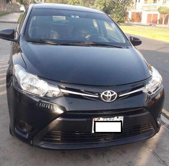 Alquilo Toyota