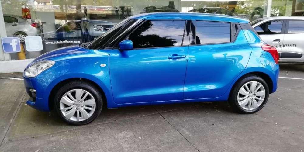 Suzuki Swift 2019 - 4600 km