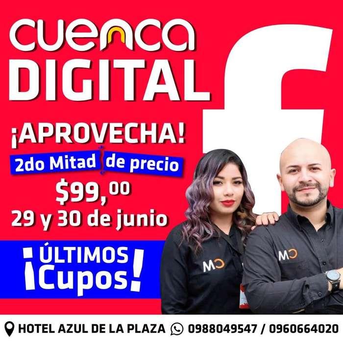 Taller de Redes Sociales en Cuenca