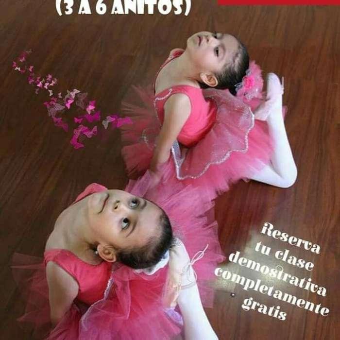 Baby Ballet para Las Princesas Del Hogar
