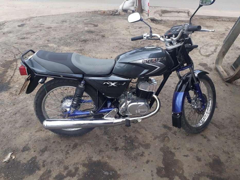 Vendo Moto Ax 2007