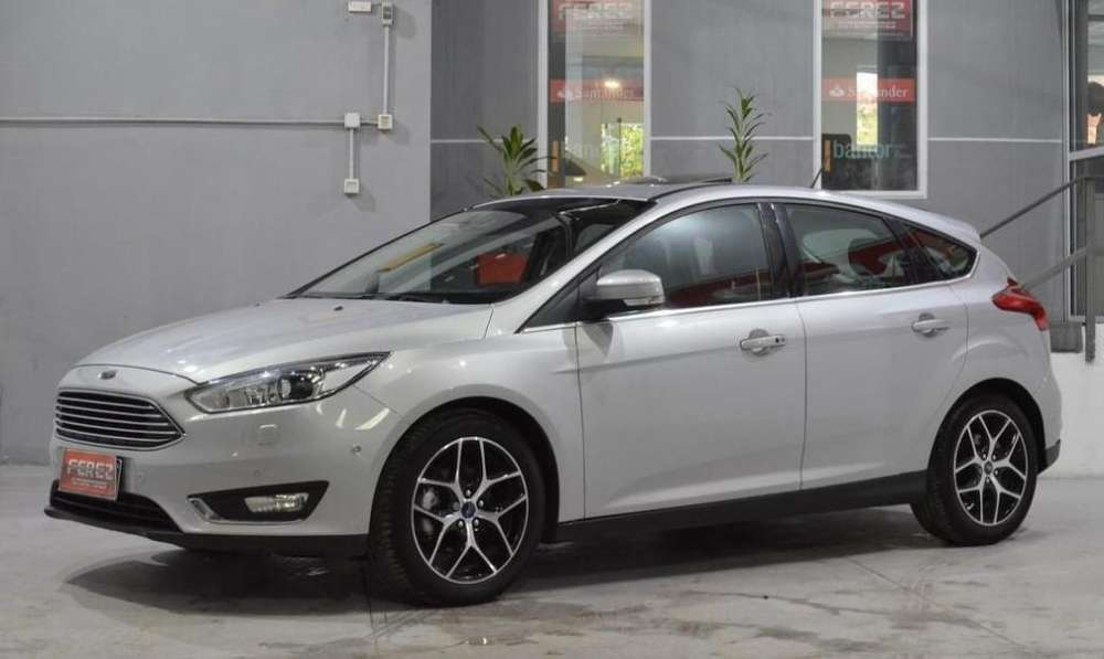 Ford Focus 2018 - 26000 km