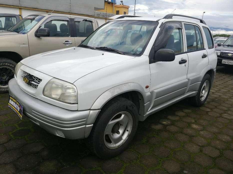 Chevrolet Grand Vitara 2002 - 200000 km