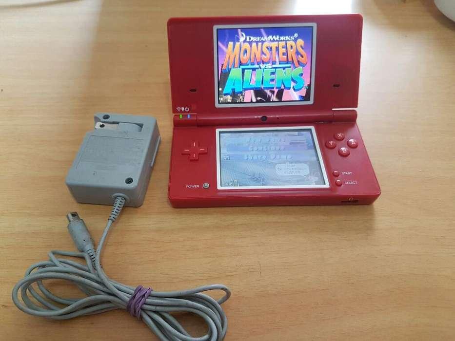 Nintendo Dsi Rojo