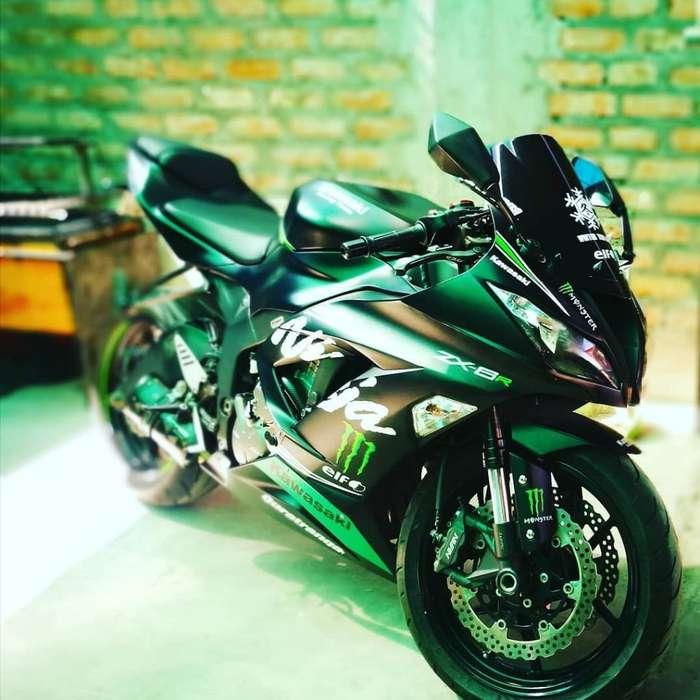 Kawasaki Zx6r 636, No Honda, Yamaha,