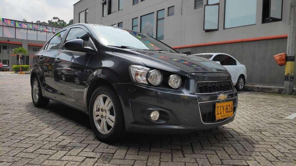 Chevrolet Sonic 2015 - 95000 km