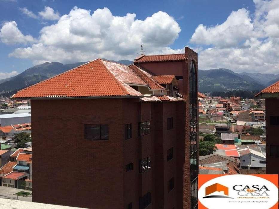 Se vende un departamento dúplex en Condominio Yanuncay 134.000