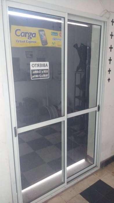 Puerta Balcon <strong>aluminio</strong>