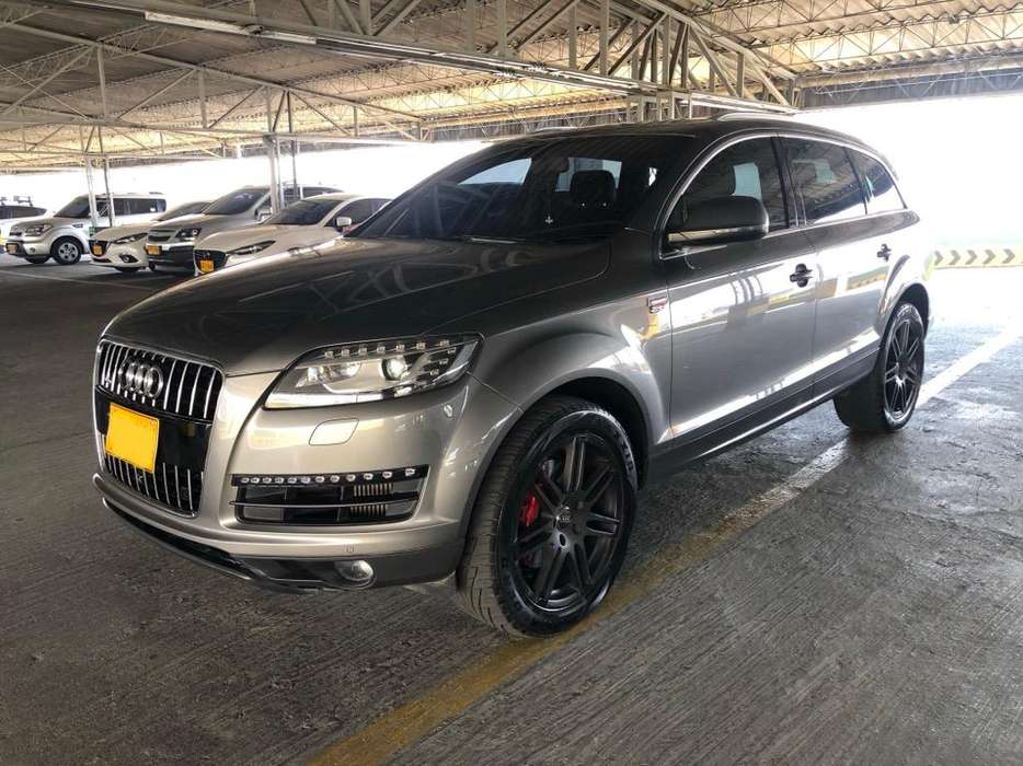 <strong>audi</strong> Q7 2013 - 73000 km