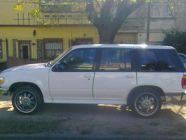<strong>ford</strong> Explorer 1996 - 130900 km