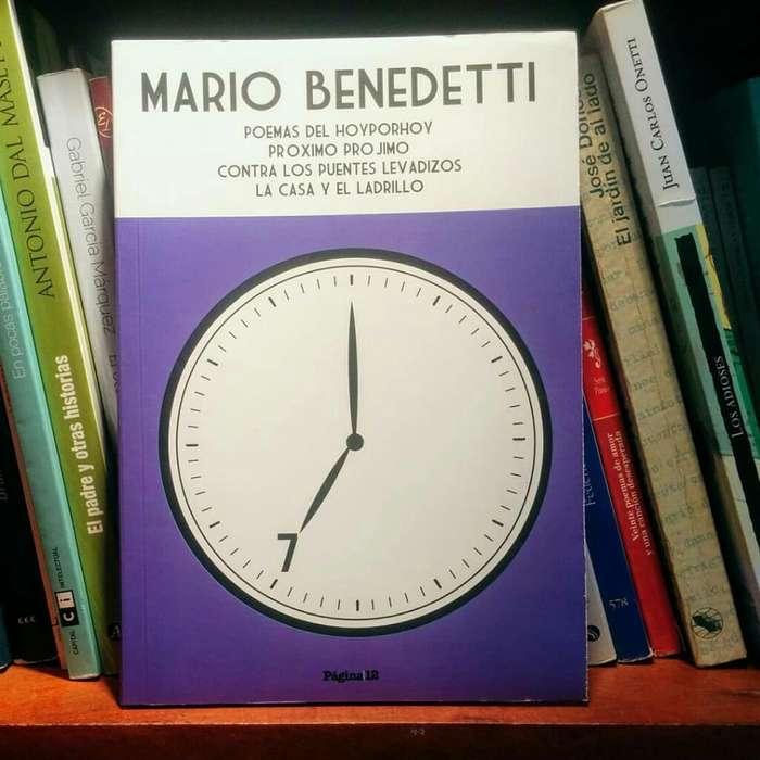 Mario Benedetti - Poemas Del Hoy por Hoy