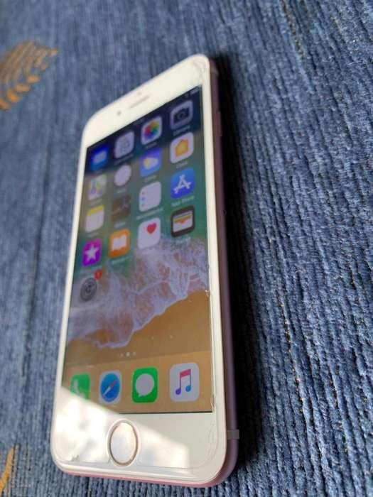 iphone 6S de G4GB Libre de iCloud y para cualquier operador NO CAMBIOS