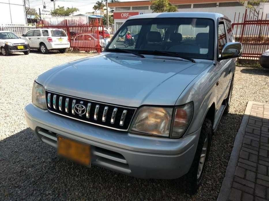 Toyota Prado 2007 - 286148 km