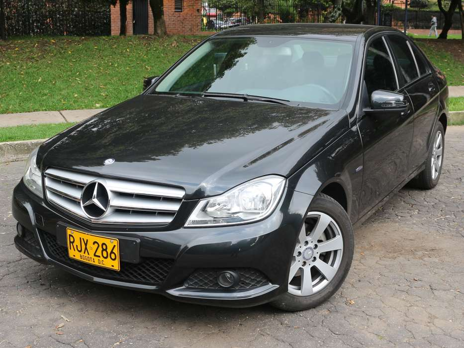 <strong>mercedes</strong>-Benz Clase C 2012 - 58000 km