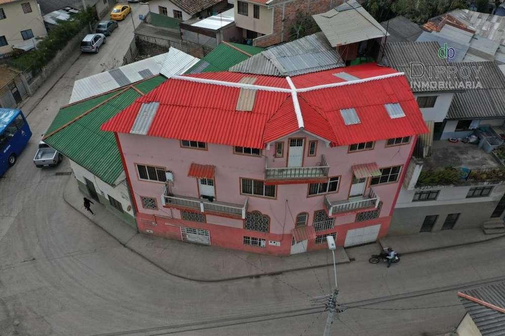 Casa Rentera en venta, Cdla Carlos Crespi, Cuenca