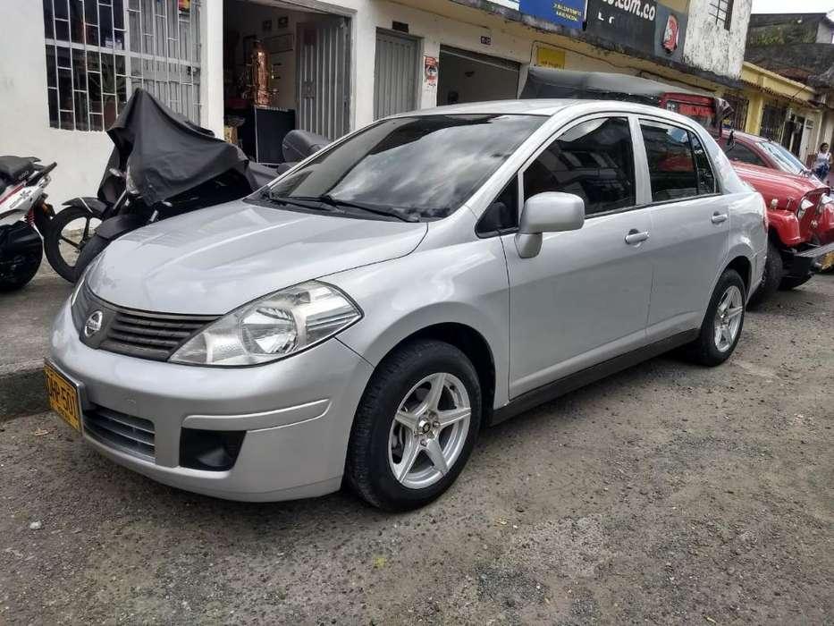Nissan Tiida 2012 - 85000 km
