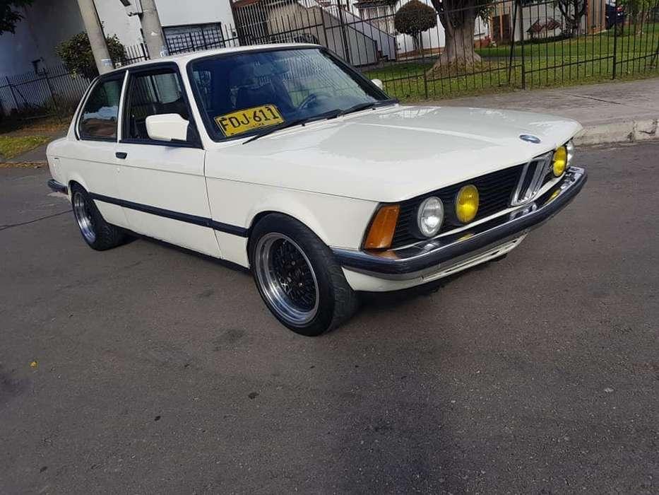 BMW Série 3 1980 - 170000 km