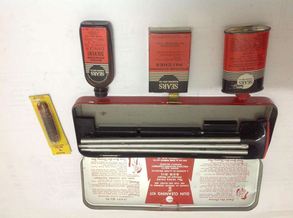 Kit de Limpieza Gun Cleaning Caza Negociable