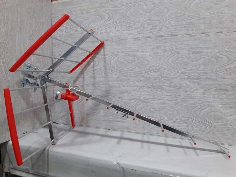 Antena de Aire Señal Td en Zonas Rurales