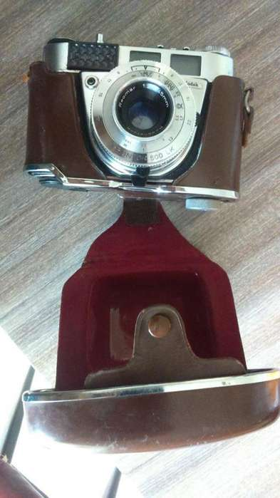 Kodak Retinette, Obturador Prontor 500 Lk