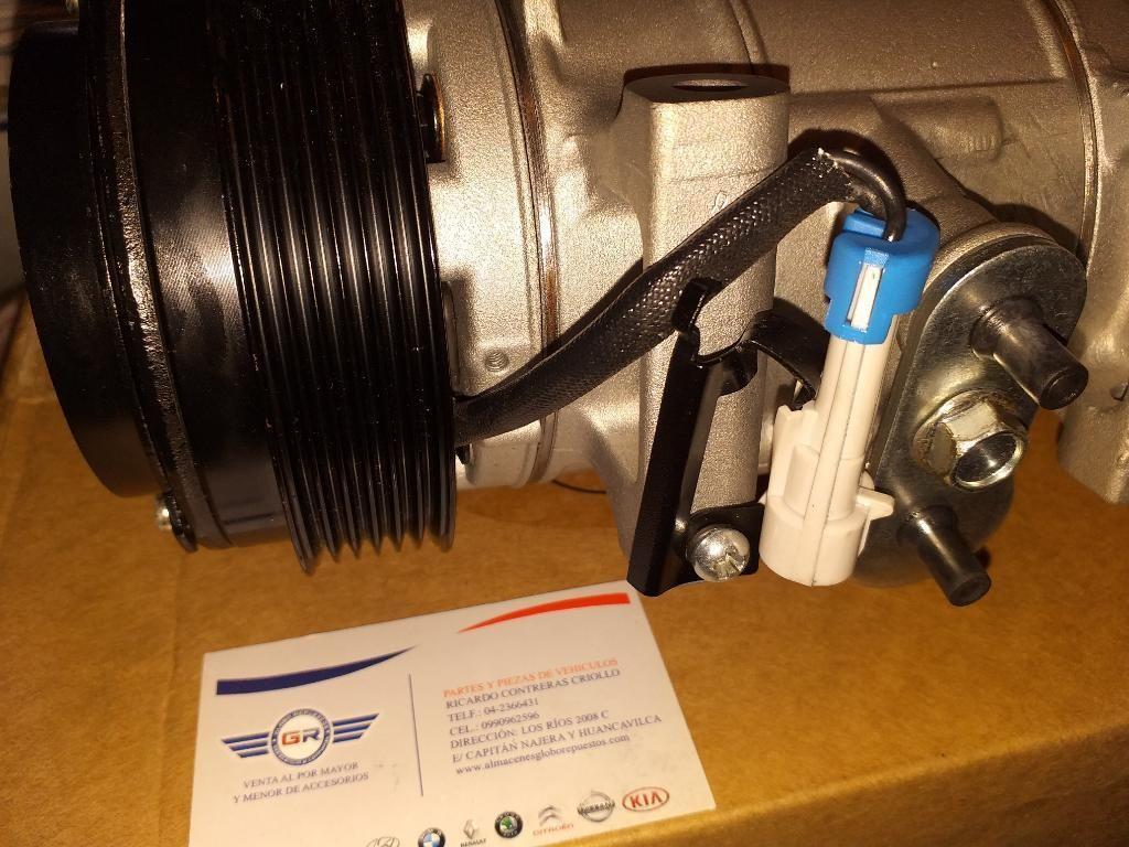 Repuestos Chevrolet Sail Compresor Ac