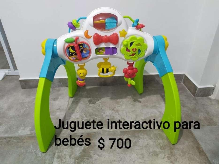 Juguete Interactivo para Bebés
