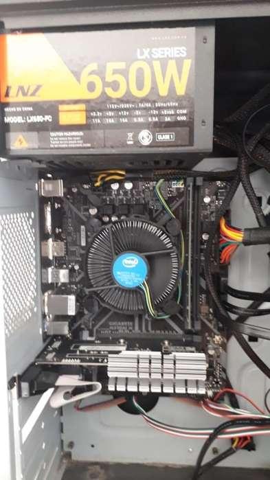 Cpu I3 Octava Generación 4ilos