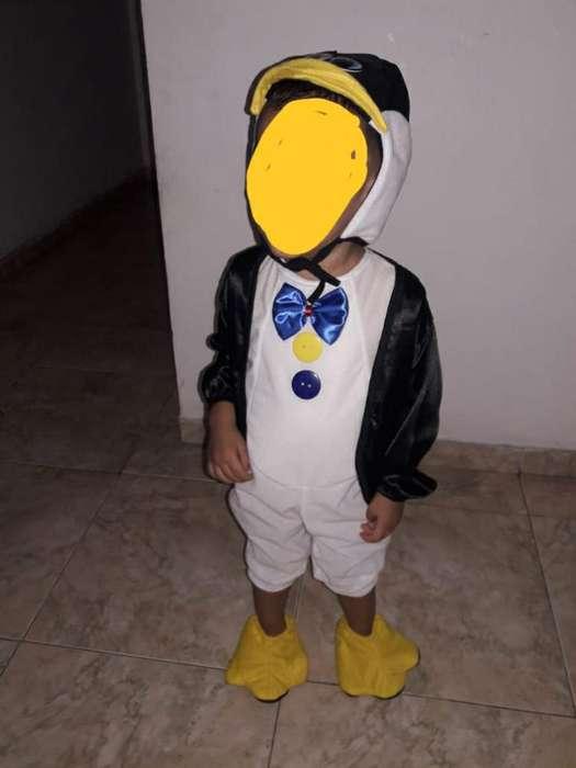 Vendo Disfraz Pinguino