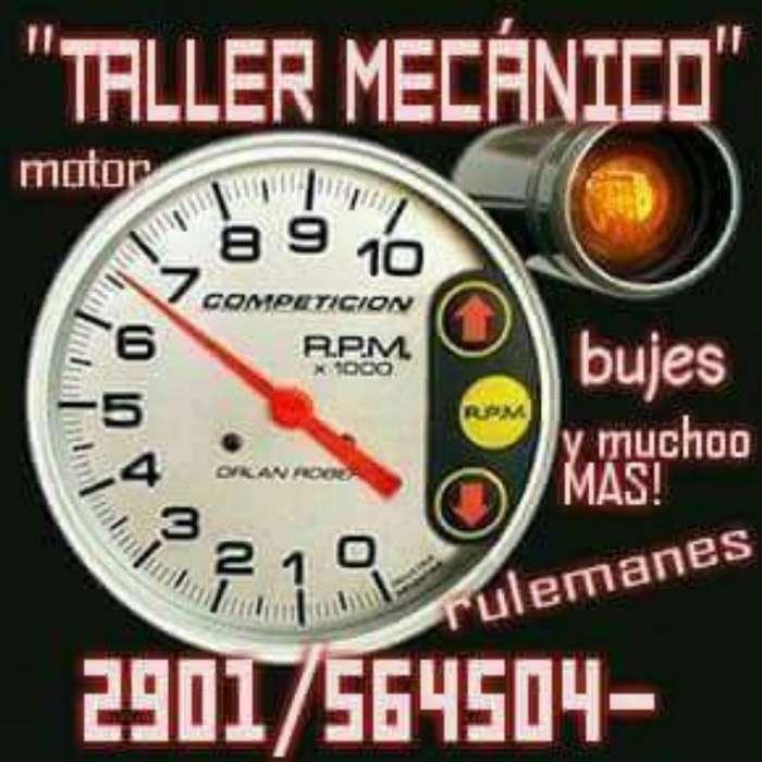Taller Mecanico Ushuaia
