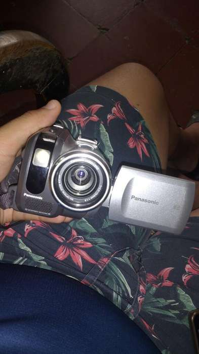 Camara de Video Panasonic Hd Original