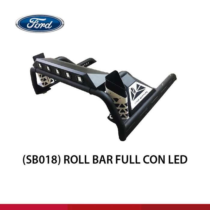 ROLL BAR FULL CON LED