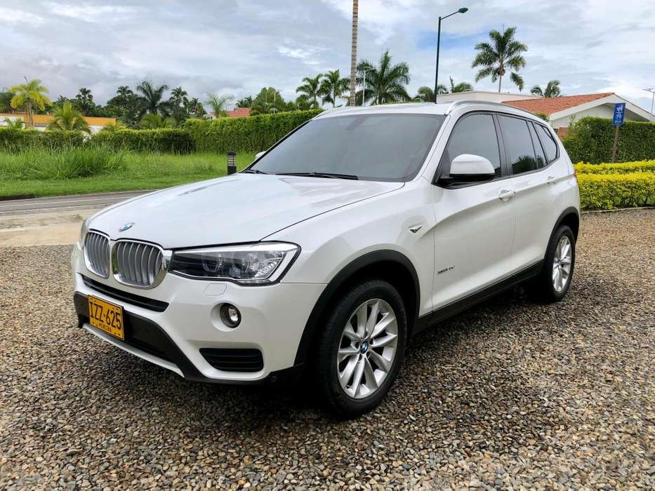 <strong>bmw</strong> X3 2017 - 58000 km