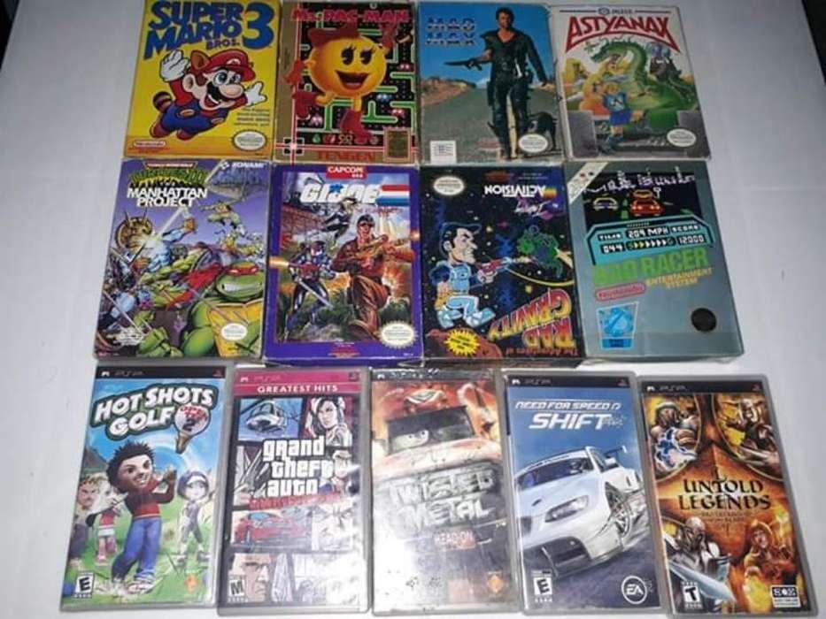 Juegos en Caja Nintendo <strong>nes</strong>