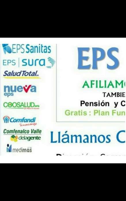 SEGURIDAD SOCIAL....AFILIACION A EPS ,ARL,CAJA Y PENSION