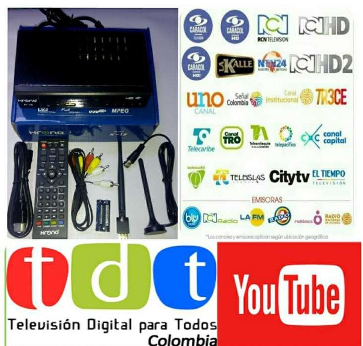 Decodificador Tdt Wifi