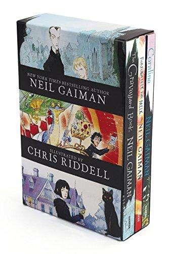 Neil Gaiman Pack libros