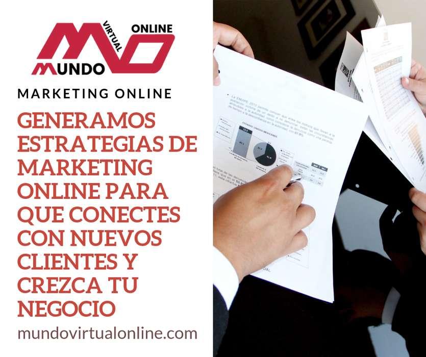 Marketing Online para tu negocio o proyecto