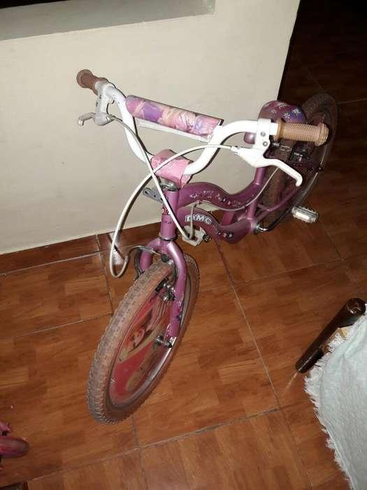 Se Vende Bicicleta para Niña Buen Estado