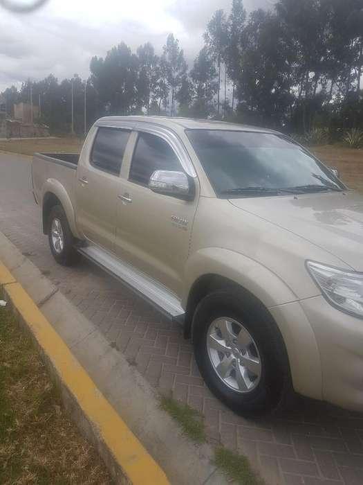 Toyota Hilux 2013 - 89500 km