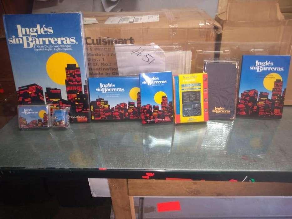 Curso original (USA) de inglés din barreras (12 tomos)