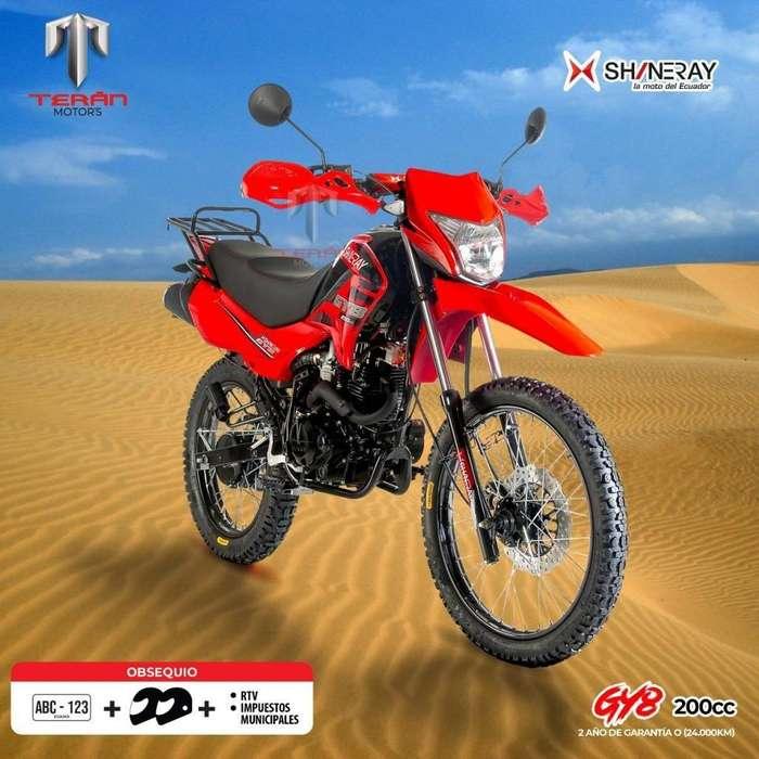 MOTO SHINERAY , 200cc