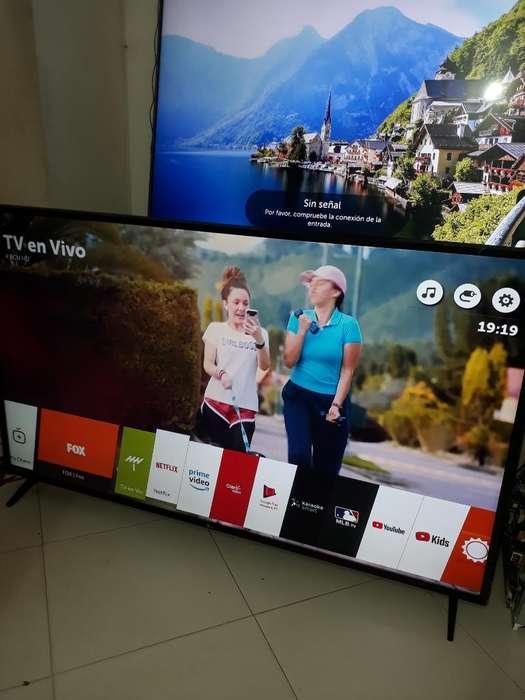 Smart Tv Lg 4k 43 Pulgadas