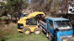Desmonte, Excavaciones, Demoliciones,
