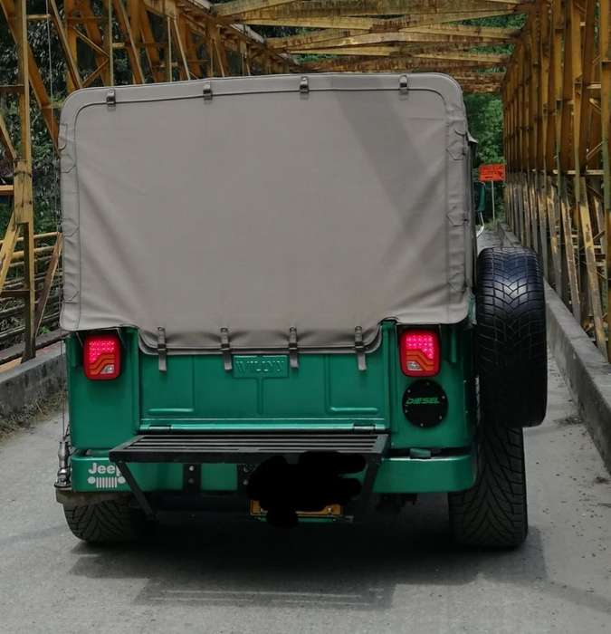<strong>jeep</strong> CJ 1982 - 45000 km
