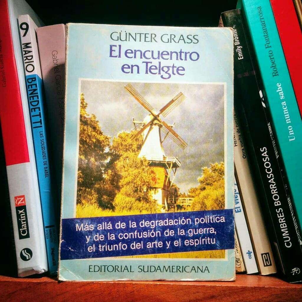 Gunter Grass - El Encuentro en Telgte