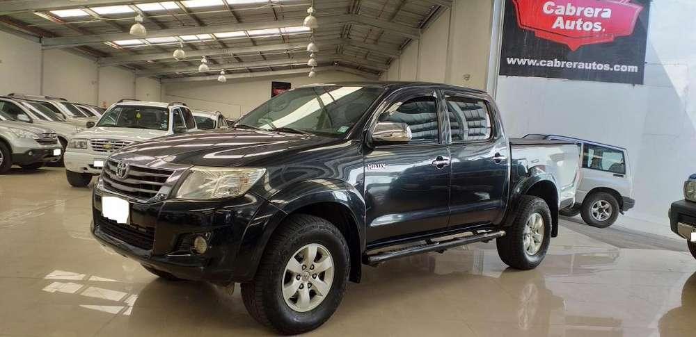 Toyota Hilux 2014 - 118397 km