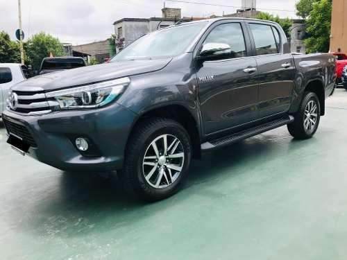 <strong>toyota</strong> Hilux 2017 - 0 km